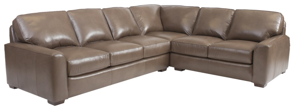 Smith Brothers Build Your Own 8000 Series Large Corner Sectional  ~ Build Your Sectional Sofa