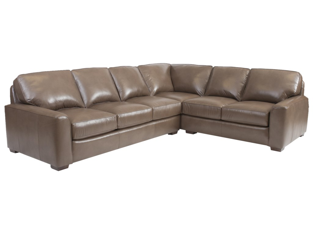 Build Your Own 8000 Series Large Corner Sectional Sofa By Smith Brothers