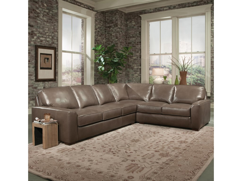Smith Brothers Build Your Own (8000 Series)Sectional Sofa