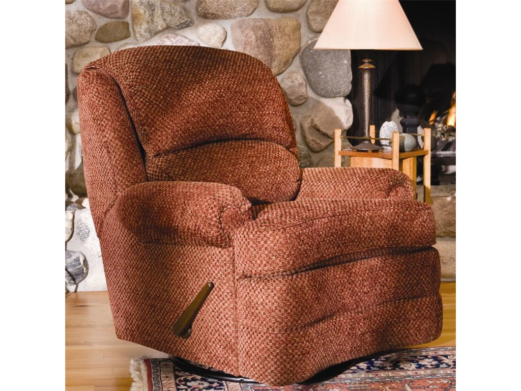 Power Recliner Does  Not Include Handle