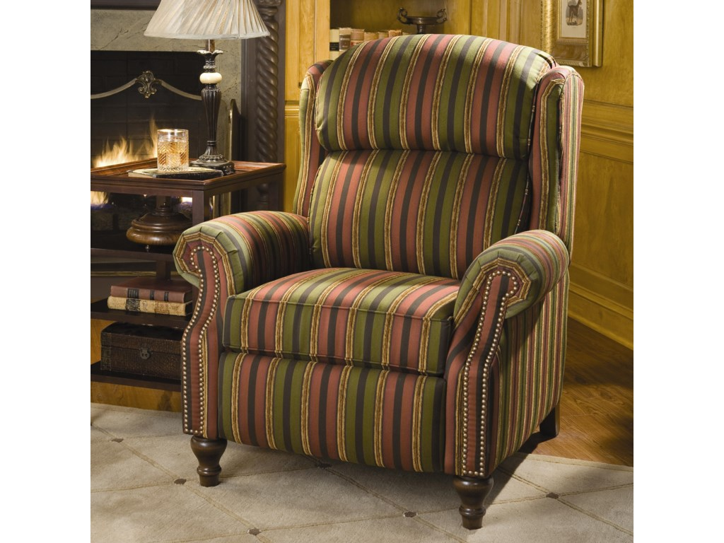 Smith Brothers Recliners Traditional Recliner