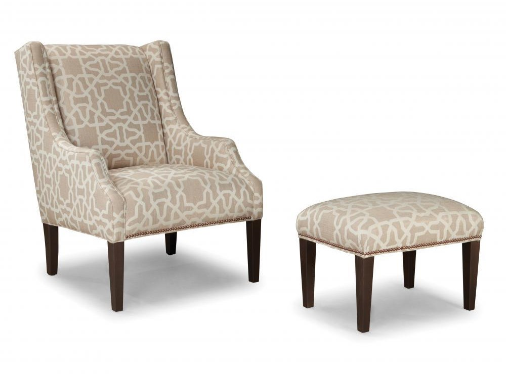Smith Brothers Smith Brothers 513Chair and Ottoman