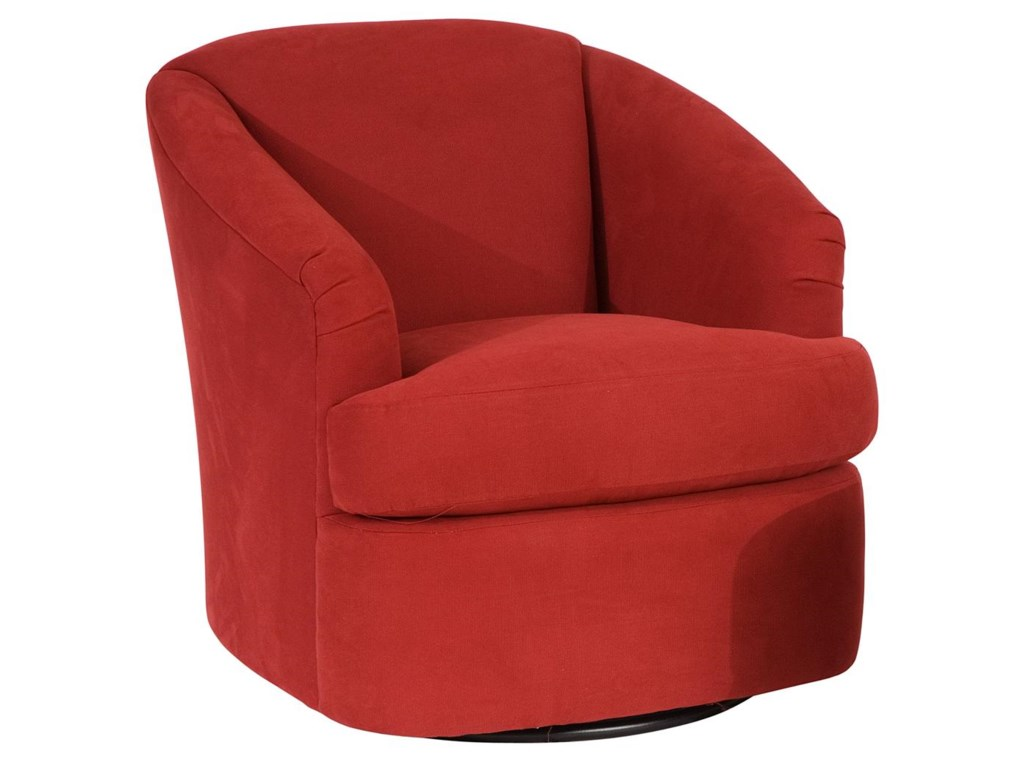 Smith Brothers Smith BrothersContemporary Swivel Chair
