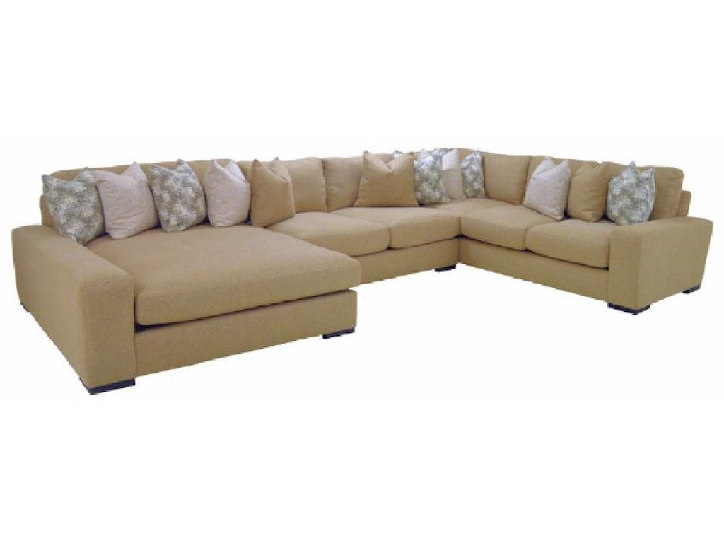 Sofamaster Aria3 PC Down Sectional
