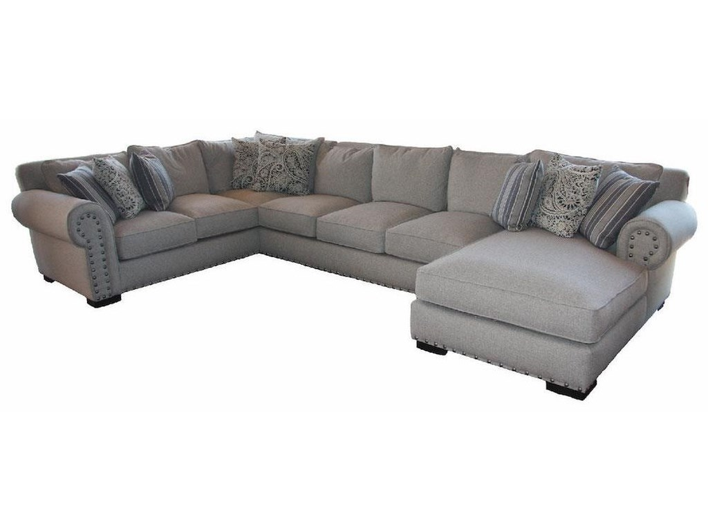 Sofamaster FionaDown 3 PC Sectional