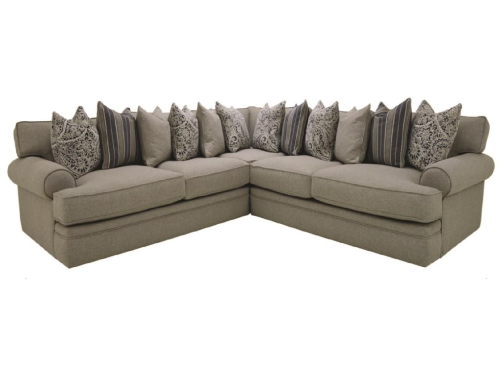 Levitate Down Sectional Sofa By Sofamaster At Reeds Furniture