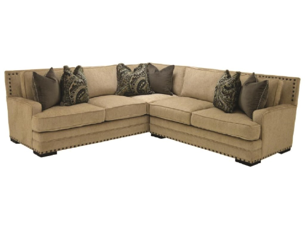 Sofamaster NapaDown Sectional