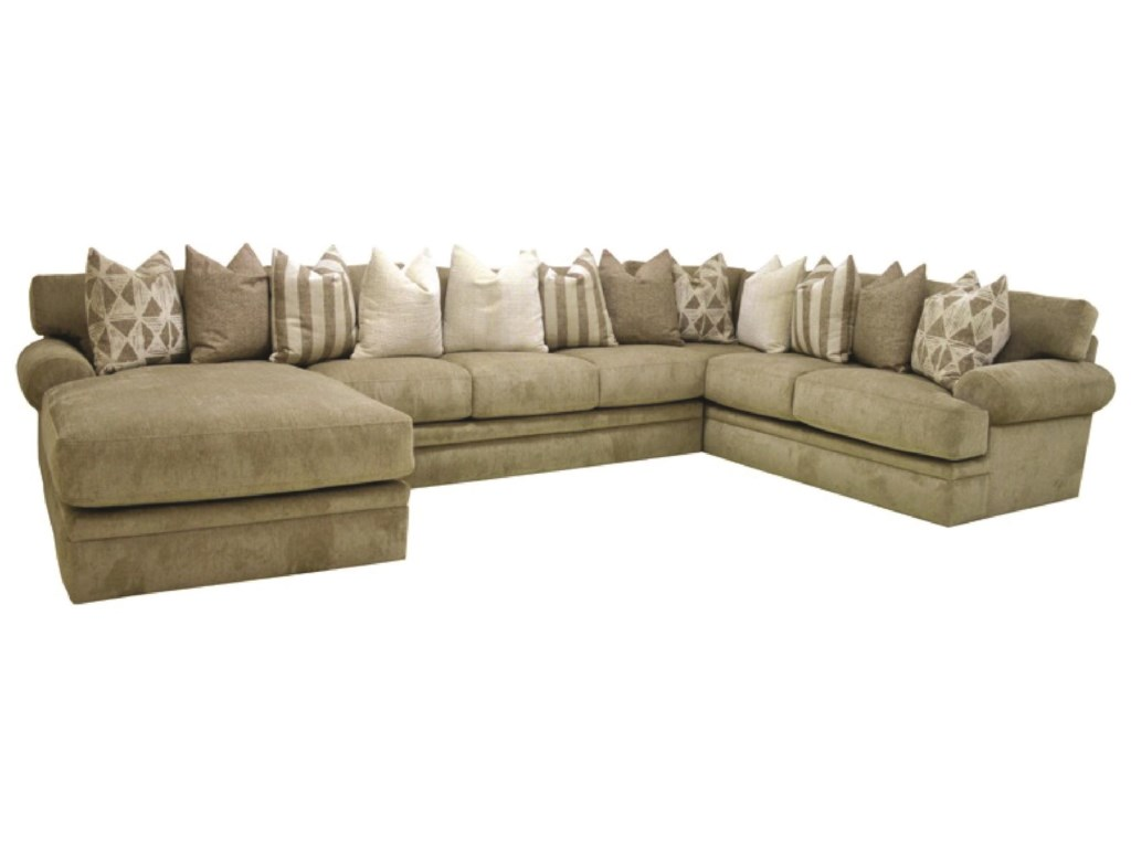 Sofamaster Norman3 PC Sectional