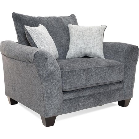 Over Size Upholstered Chair