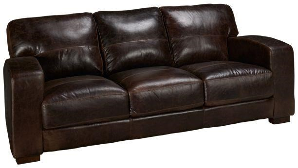 Soft Line 4864Leather Sofa