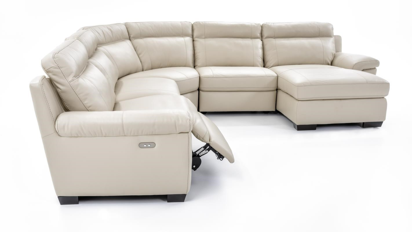 ... Softaly U1375 Pc Power Sectional Sofa ...