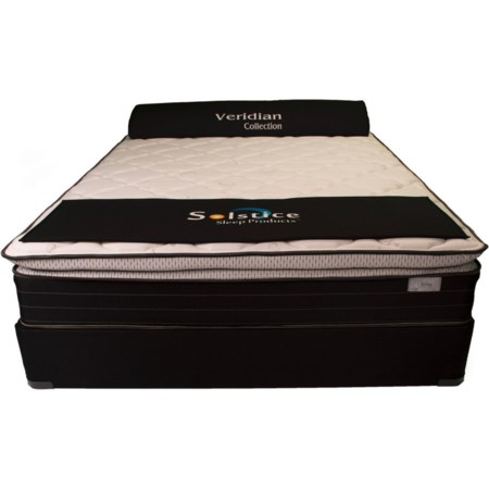Queen Innersping Mattress Set