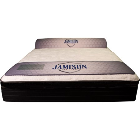 """King 11"""" Pocketed Coil Mattress"""