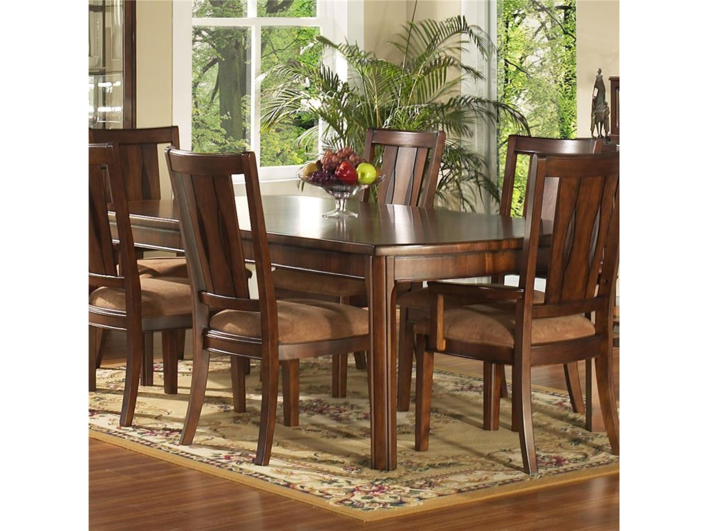 Somerton Rhythm Leg Dining Table