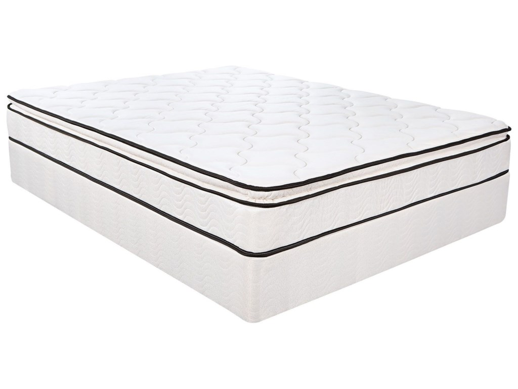 Southerland Bedding Co. 4400 PTTwin Innerspring Mattress Set