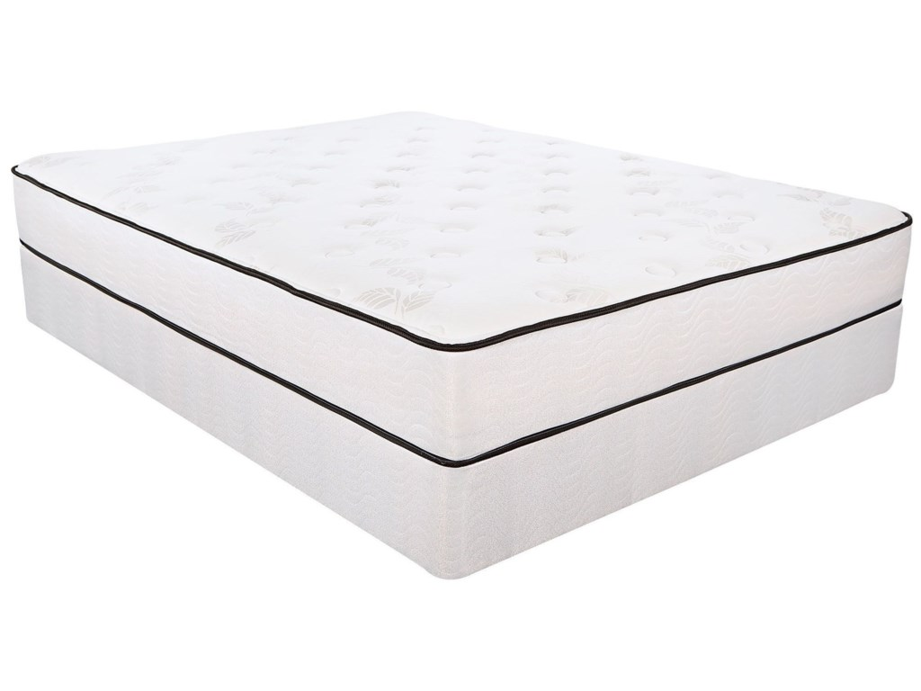 Southerland Bedding Co. 5500 PKing Innerspring Mattress Set
