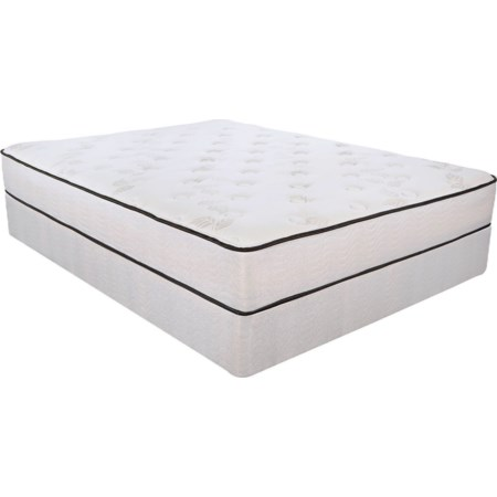 "Full 10.9"" Innerspring Mattress Set"