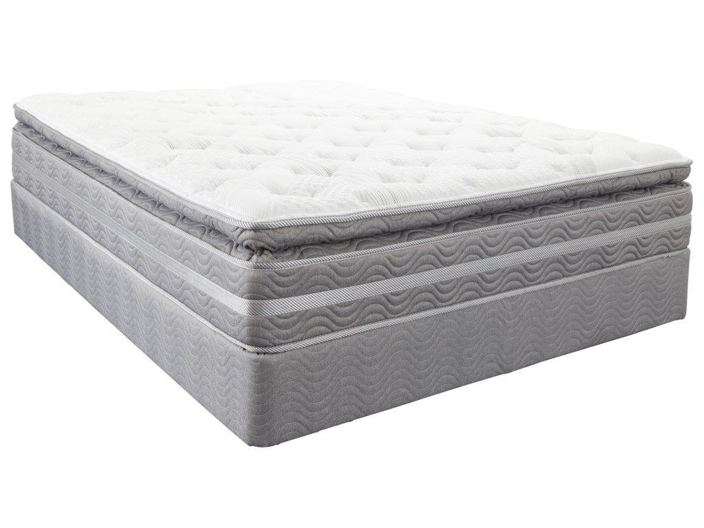 Southerland Bedding Co. Arietta PTQueen Pocketed Coil Mattress Set