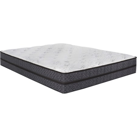King Elbert Plush Mattress