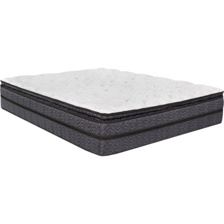 "Twin 14 3/4"" Pillow Top Mattress"