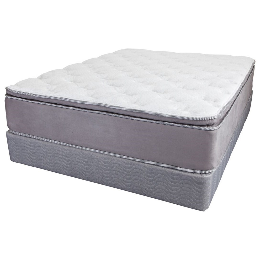 montgomery pillow top full pillow top mattress set image represents and is only similar to actual mattress image shown may not represent size