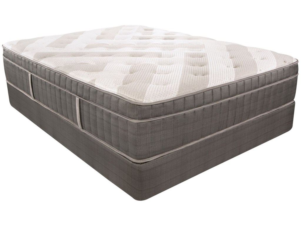Southerland Bedding Co. Overture PETTwin Pocketed Coil Mattress Set