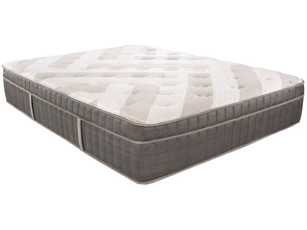 Southerland Bedding Co. Overture PETFull Pocketed Coil Mattress