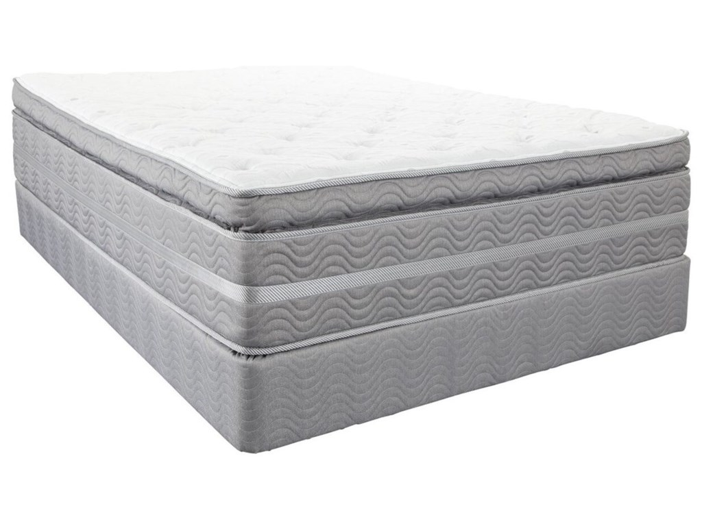 iteminformation mattresses valley top mattress crnr super everett king pillow spt
