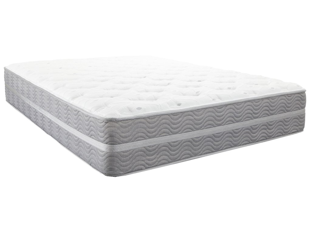 Southerland Bedding Co. Sonata PlushQueen Pocketed Coil Mattress