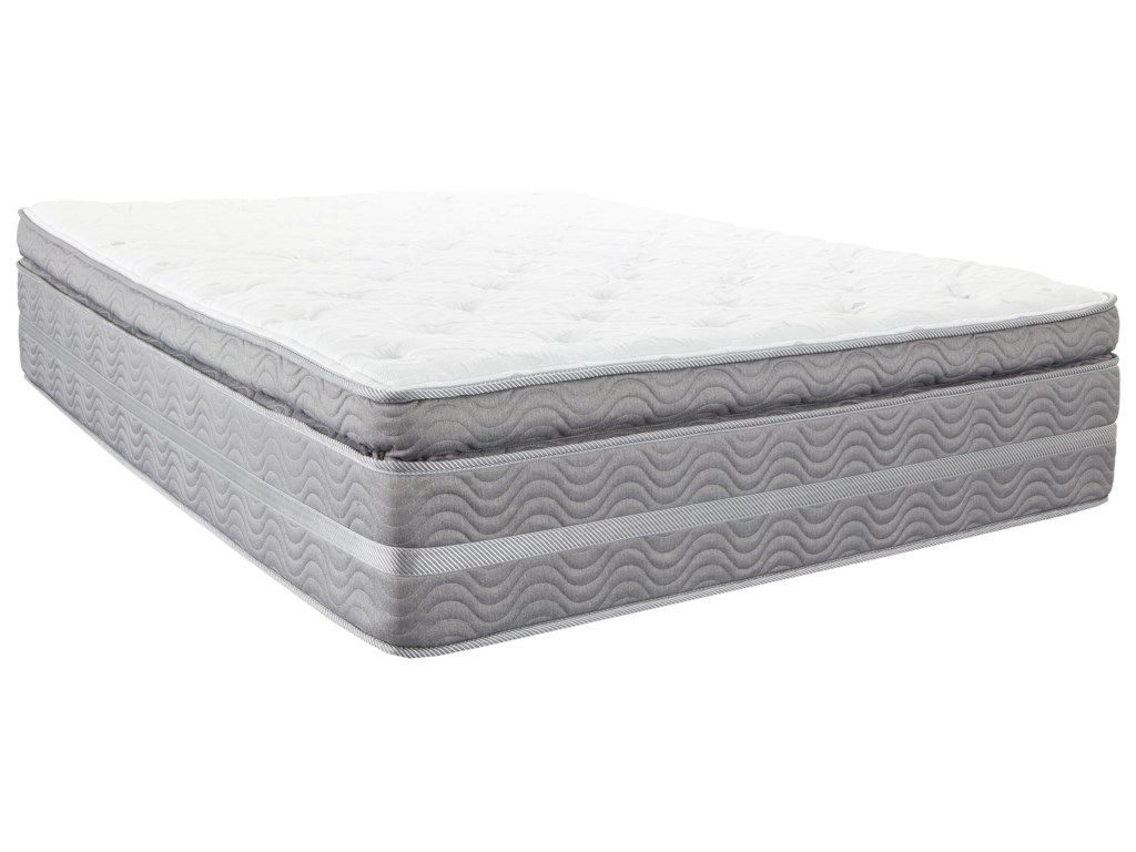 Southerland Bedding Co. Sonata Pillow TopQueen Pocketed Coil Mattress Set