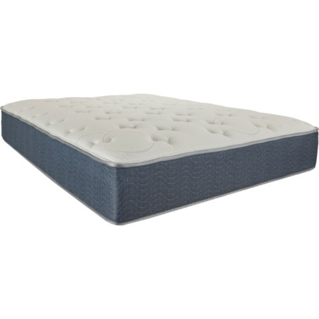 "Queen 13 1/2"" Pocketed Coil Mattress"