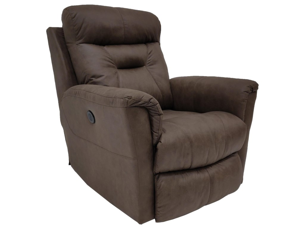 Southern Motion FlickerTaupe Power Rocker Recliner