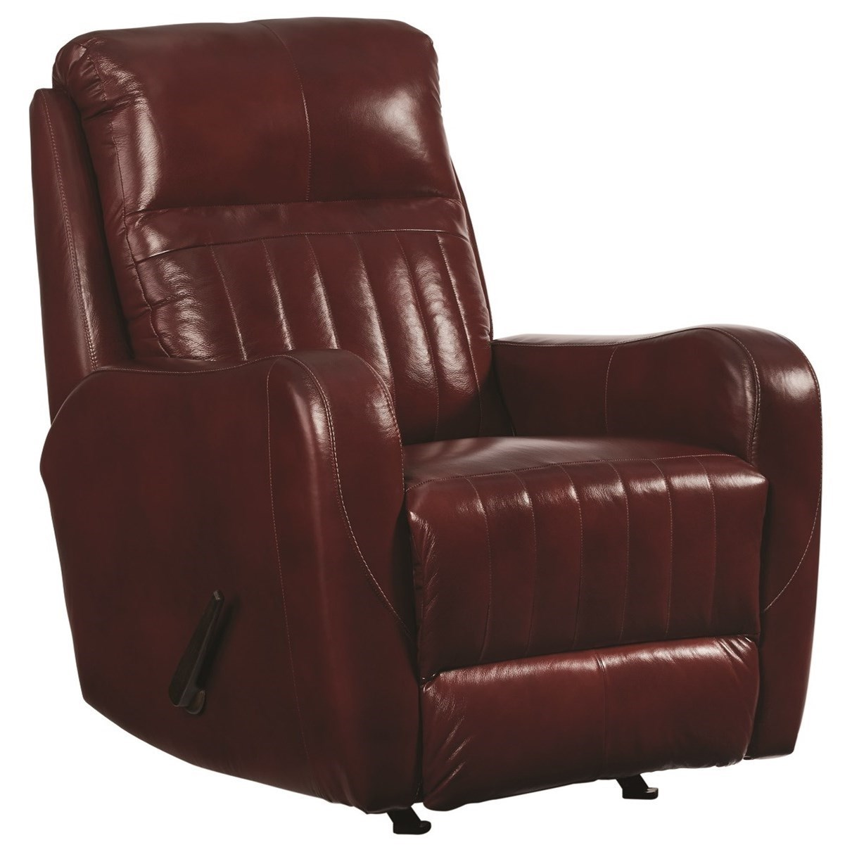 Transitional Rocker Power Recliner with SoCozi Technology