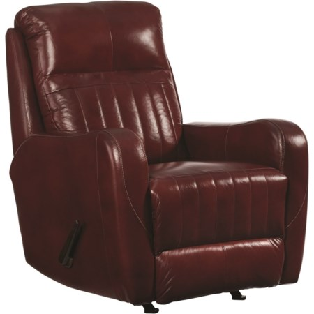 Rocker Power Recliner w/ SoCozi
