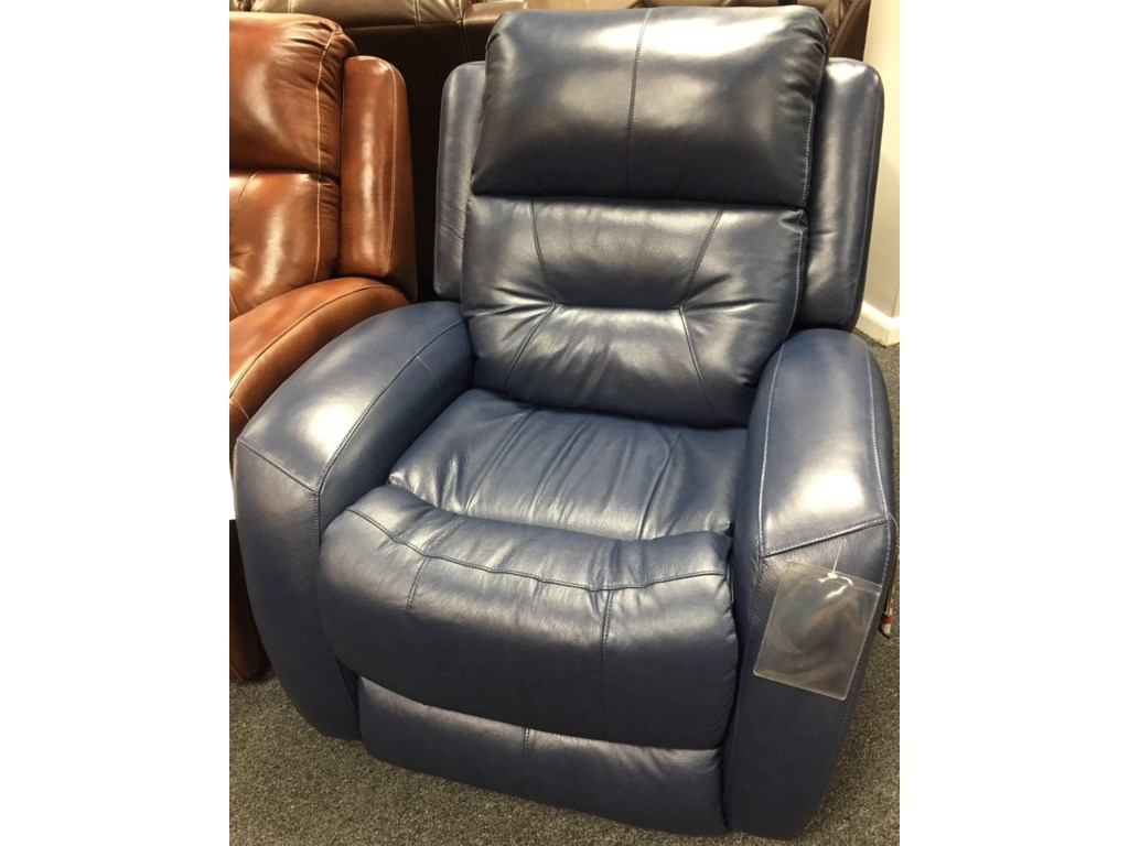 Southern Motion 1316Marsala Leather Recliner