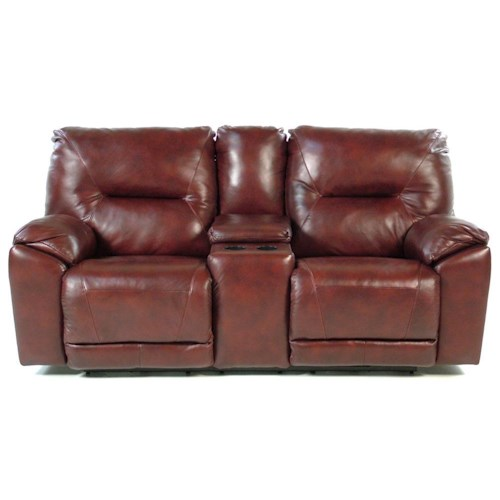 Design to Recline Manteo Power Layflat Reclining Sofa