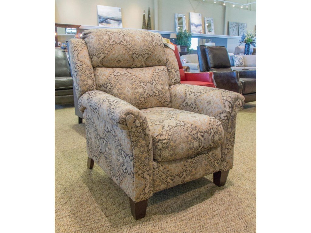Southern Motion Pow WowPush Back Recliner