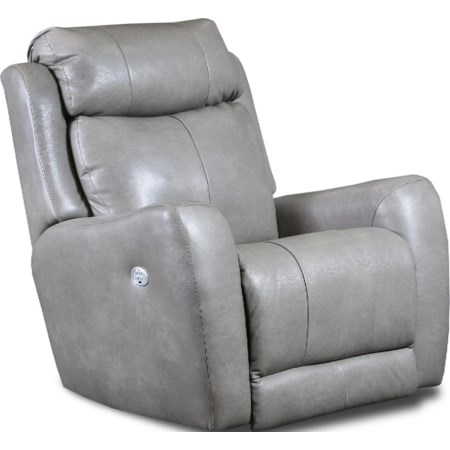 Leather Power Recliner 903-09