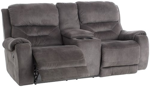 Southern Motion 589 Dual Reclining Console Loveseat
