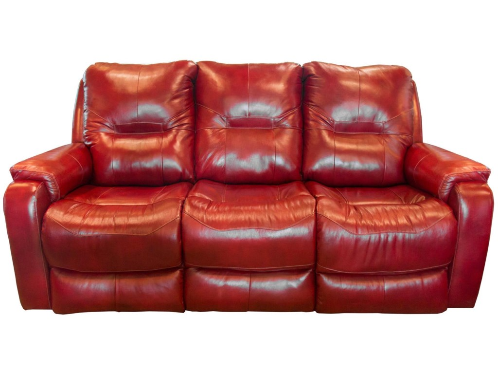 Southern Motion MarsalaPower Reclining Sofa