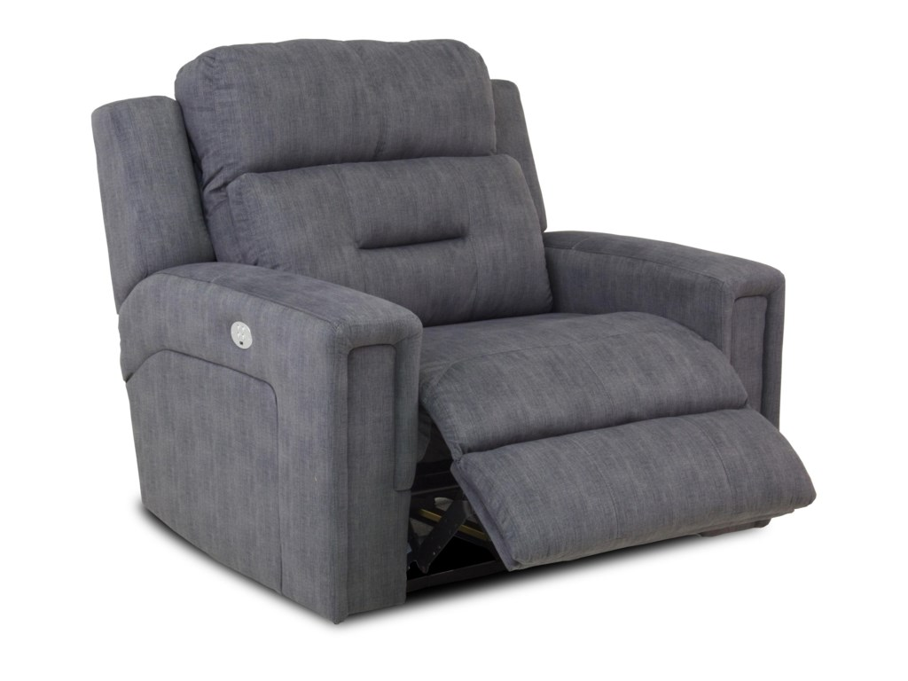 ComfortZone ExcelPower Reclining Chair and a Half