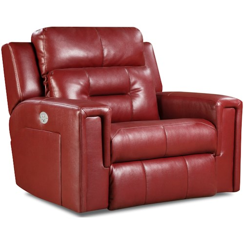 Southern Motion Excel Reclining Chair and a Half