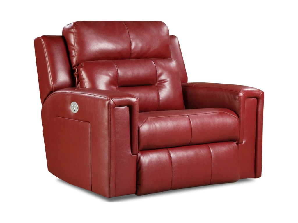 John V's Kick Backs ExcelPower Reclining Chair and a Half