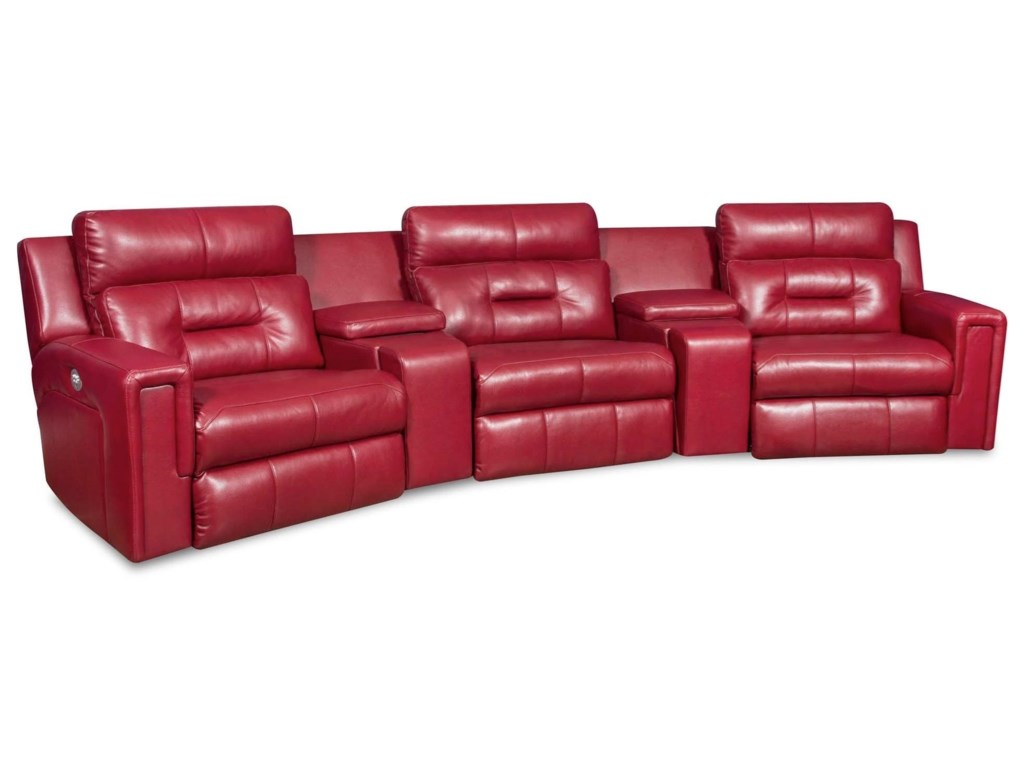 Southern Motion ExcelPower Operated Theater Seating with 3 Seats