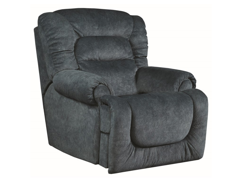 Southern Motion All StarPwr Headrest Big Man Wall Recliner w/ SoCozi