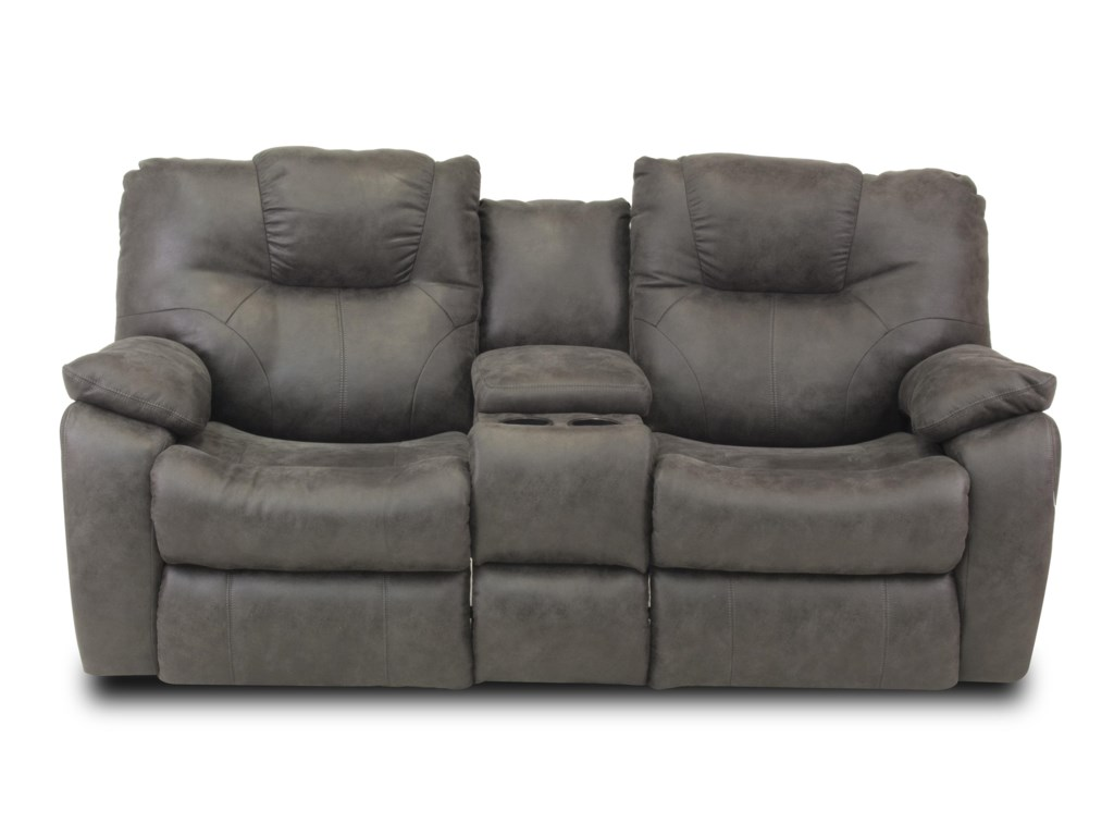 Avalon Reclining Sofa With Console By Southern Motion At Ruby Gordon Home