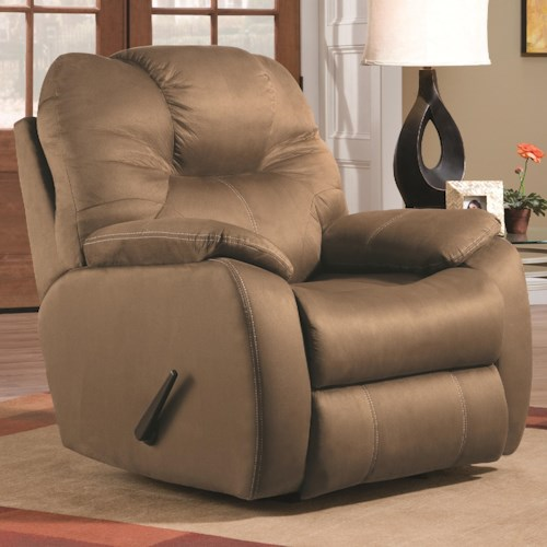 Southern Motion Avalon Comfortable Rocker Recliner