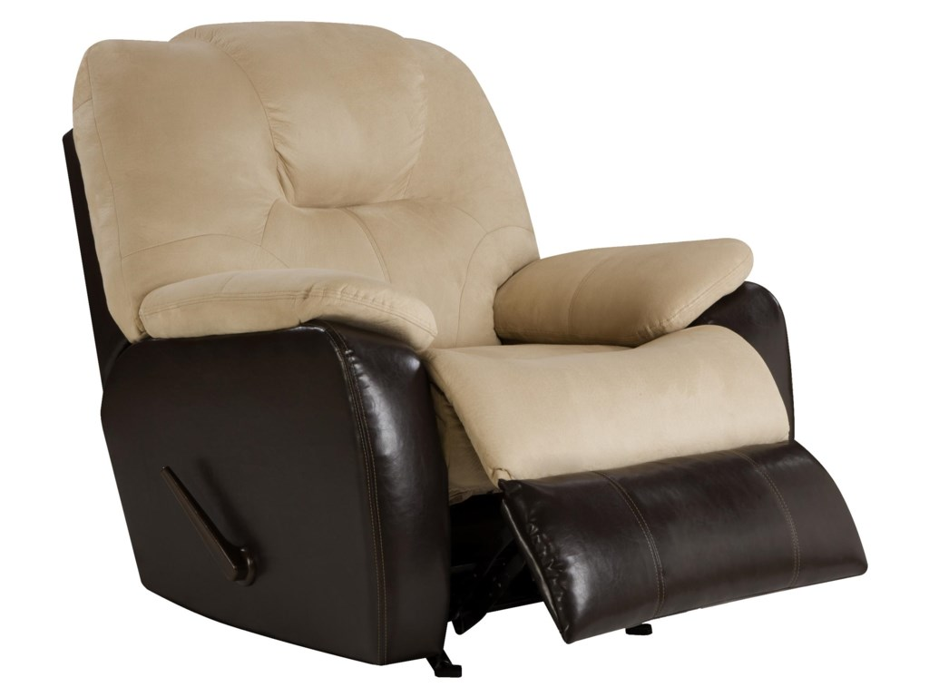 Southern Motion Avalon 1838 Comfortable Rocker Recliner Miller