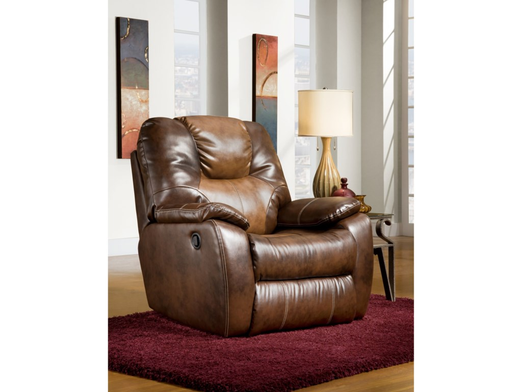 Southern Motion AvalonSwivel Rocker Recliner