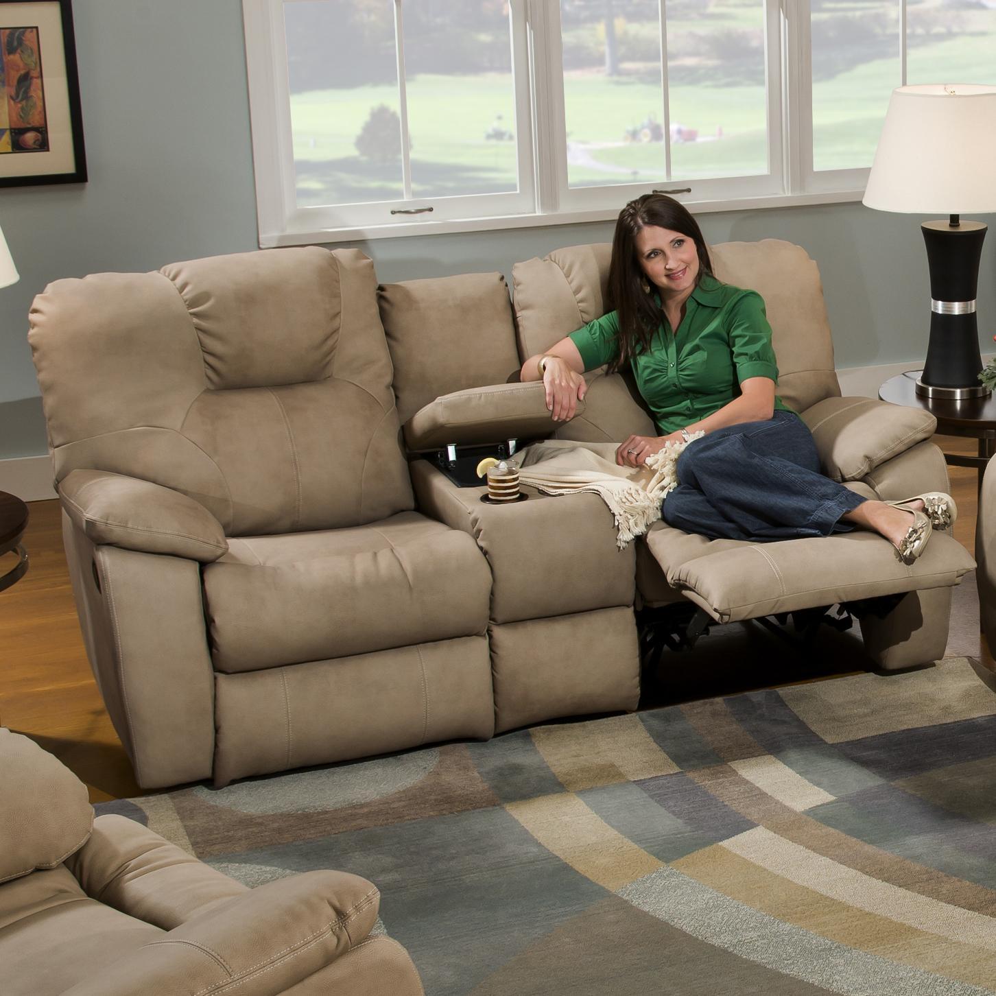 Beau Southern Motion AvalonConsole Sofa